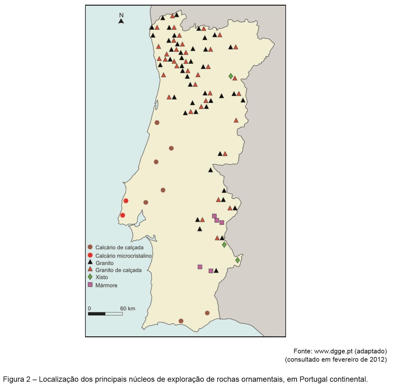 mapa de minas em portugal Minerais Metálicos – Apontamentos Na Net mapa de minas em portugal