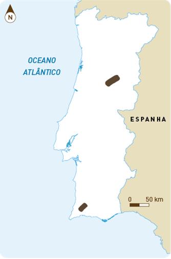 clima portugal continental relevo altitude mediterraneo